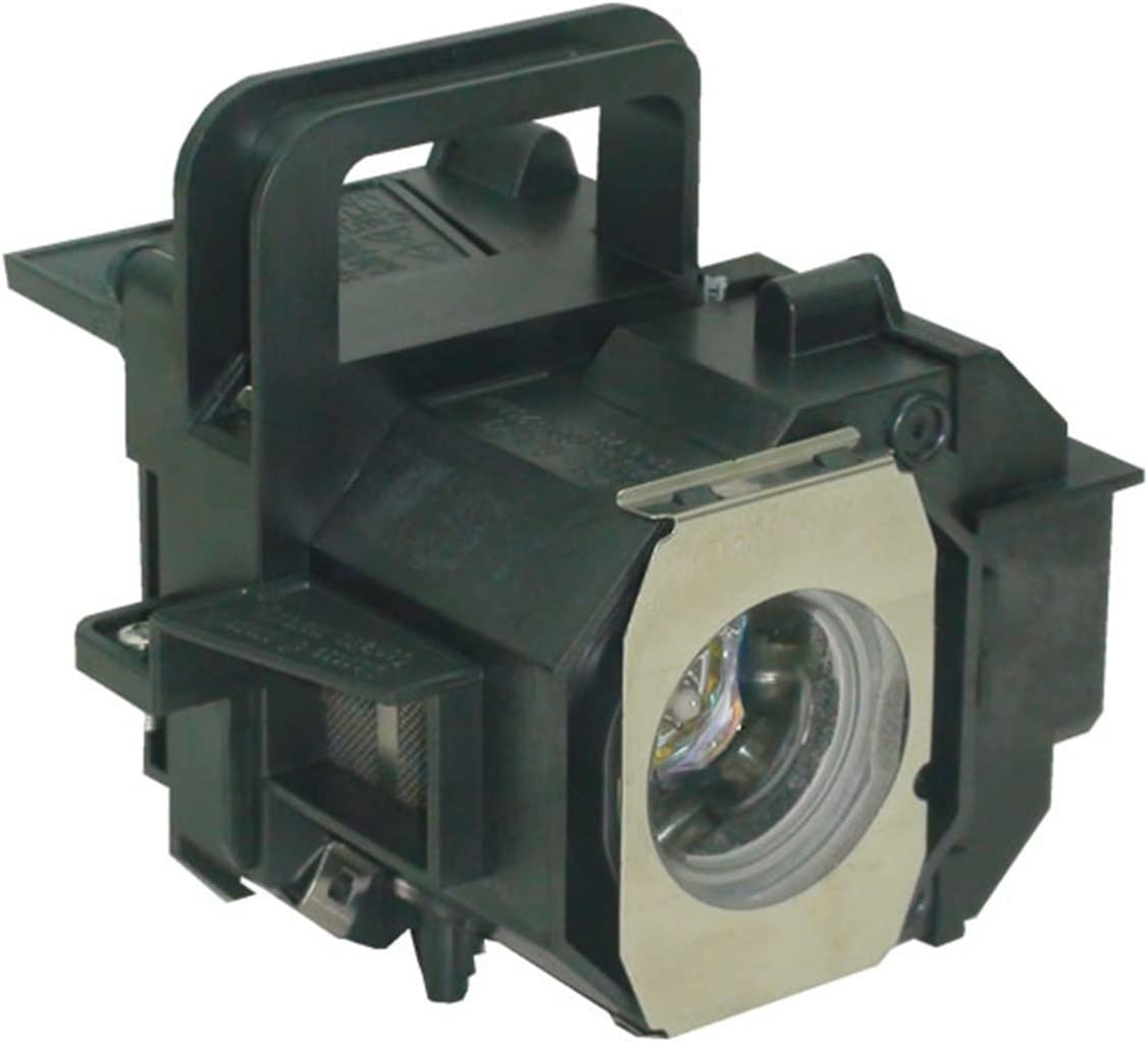Lutema Economy for Epson ELPLP49 Projector Lamp with Housing