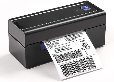 MUNBYN ITPP093U Impresora de Etiqueta, Impresora de Recibos ...