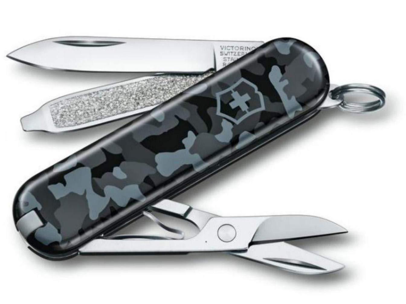 Victorinox Classic SD Multi-Tool Punta Recortada - Cuchillos ...