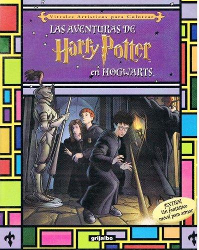 Las Aventuras de Harry Potter en Hogwarts: Vitrales Artisticos para - Shops Aventura