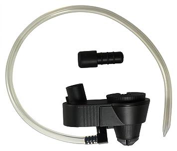 Cappuccinatore espumador de leche espumador de leche con adaptador para Saeco Intelia LIRIKA Intuita Syntia minuto Moltio nuevo aptas para modelos con 6 mm ...