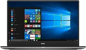 Dell XPS 15 9560 FHD 1080P Intel Core i7-7700HQ 16GB RAM 256GB SSD GTX 1050 4GB GDDR5 Windows 10 Professional (Certified Refurbished)