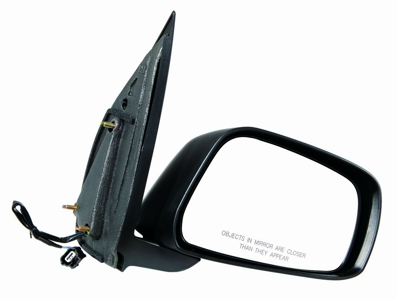 Xterra Gold Shrine for 2005 2006 2007 2008 2009 2010 Nissan Frontier Pathfinder Power Side Mirror Driver Side Replacement