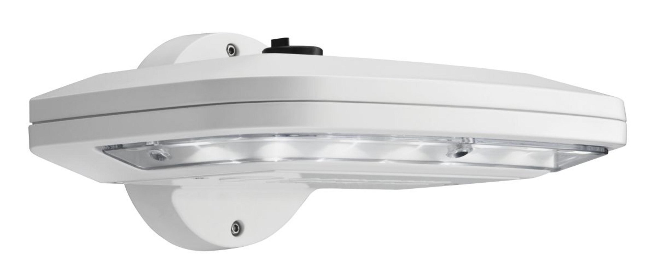 Lithonia Lighting OLW14 WH M2 White LED Outdoor Wall Mount Area Light by Lithonia Lighting