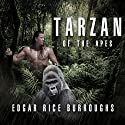 Tarzan of the Apes Audiobook by Edgar Rice Burroughs Narrated by Jeff Harding