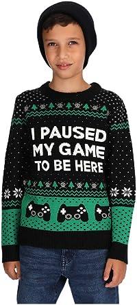 61apJwRLDlL. AC SY445 Revista Dimensión Digital 50+ Ugly Sweaters Navideños inspirados en Series y pelis