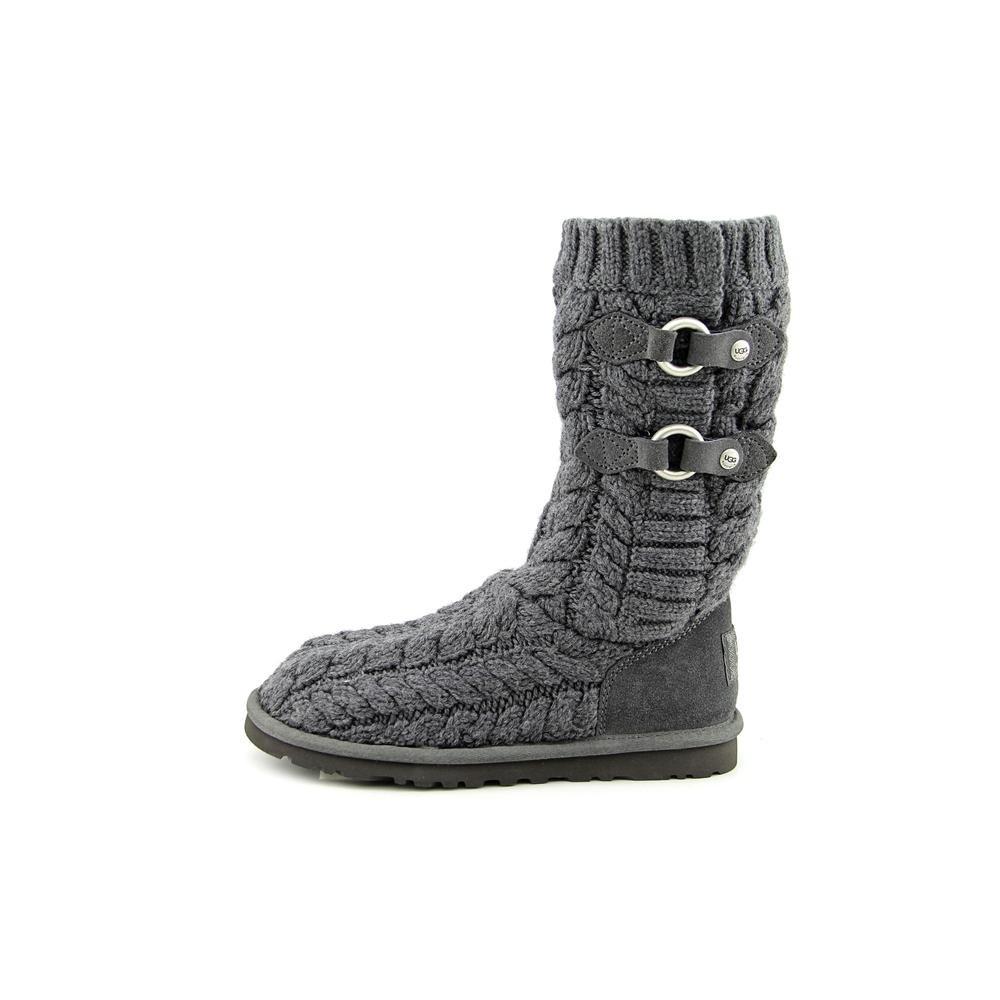 1f94606bab0 Amazon.com   UGG Australia Women's Tularosa Route Cable Boots ...