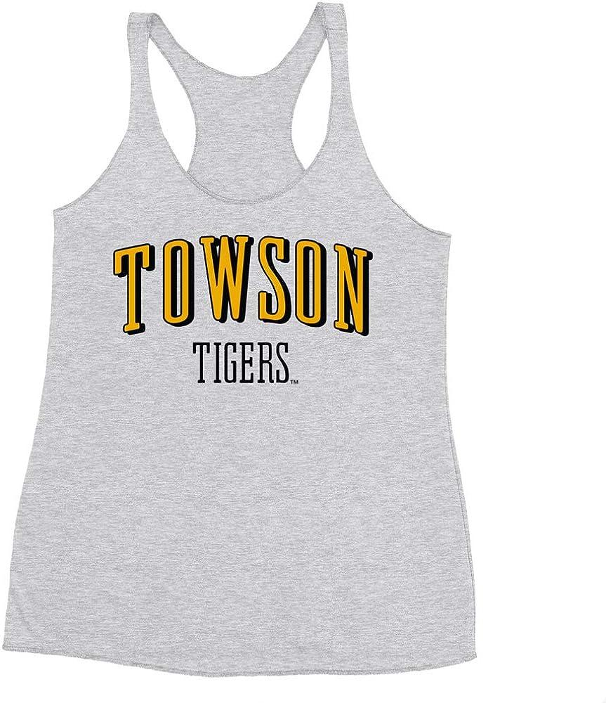 Official NCAA East Central University Tigers PPEASTU03 Mens//Womens Premium Triblend T-Shirt