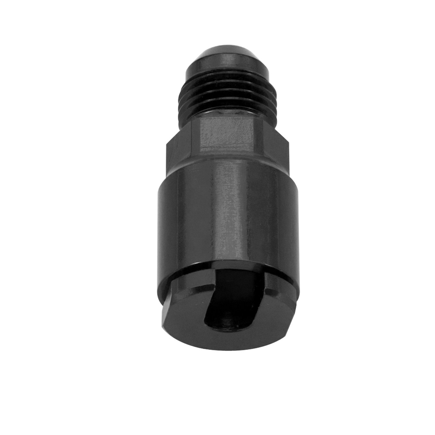 Russell 641303-6 AN Male to 1//4 SAE Quick-Disconnect Female Push-On Fitting