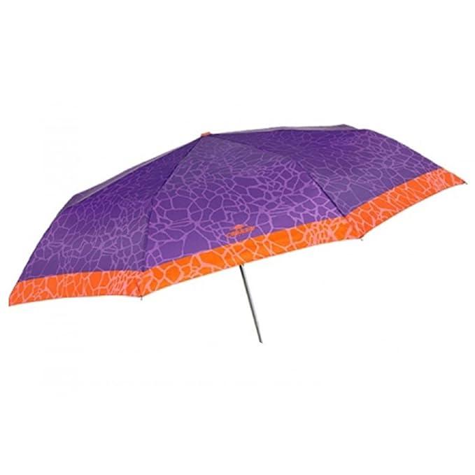 CHARRO Paraguas mujer Mini automático violeta efecto jaspeado O28