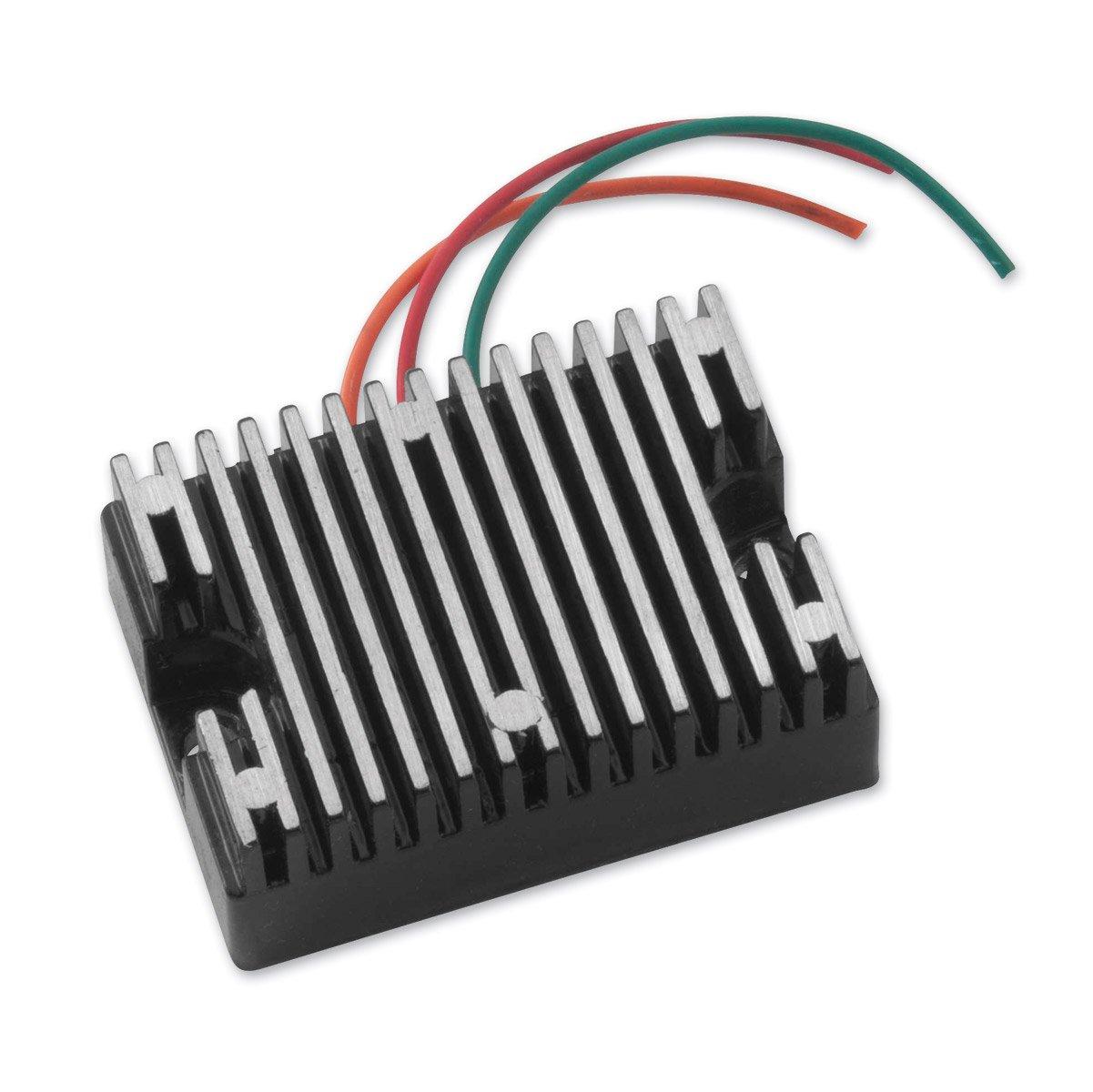 Twin Power Black Electronic Regulators 498315