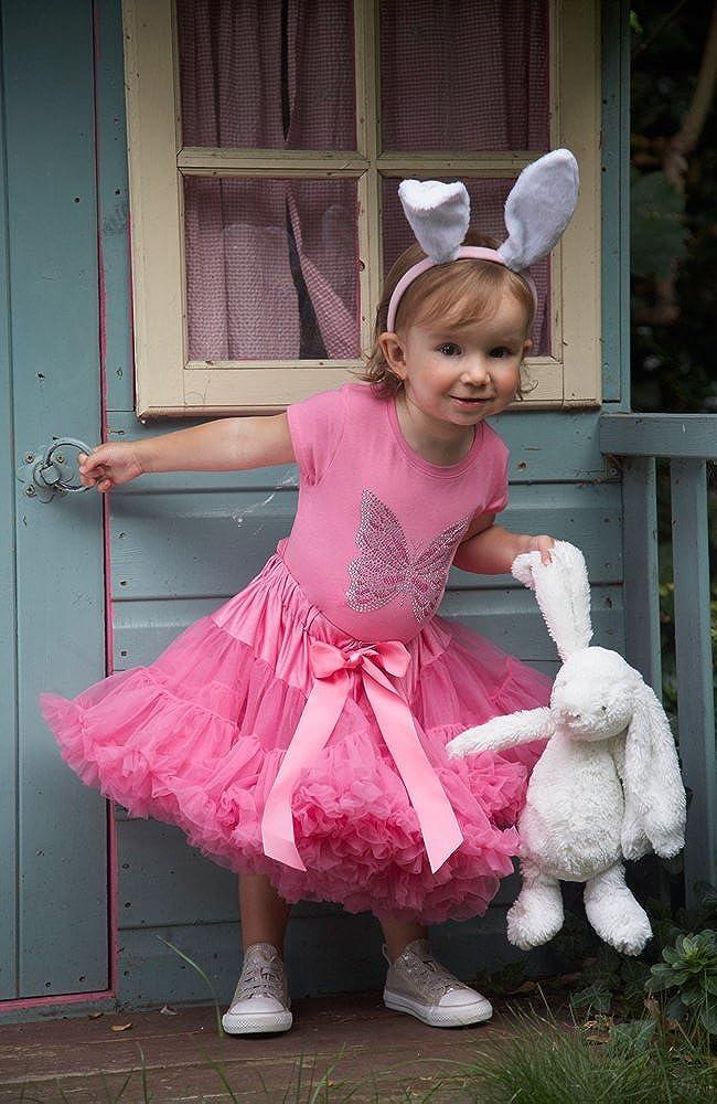 Pink Bubblegum Premium Pettiskirt / Tutu 0-10 Years . Free Gift box & UK Postage.