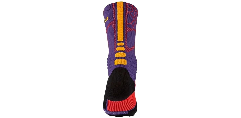 Nike Lebron Hyper Elite Basketball Mannskap Sokker Menn Moro 7gSi4