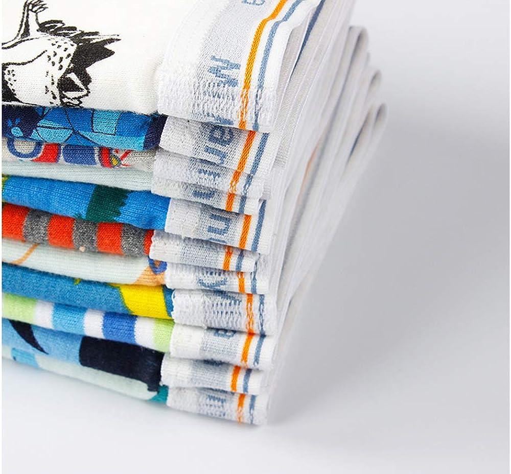 benetia Boys Soft Cotton Underwear 6 Pack