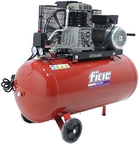 Fiac AB 100–268 M - Compresor de aire con transmisión por correa