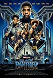 Amazon Price History for:Black Panther Teaser Poster 24x36