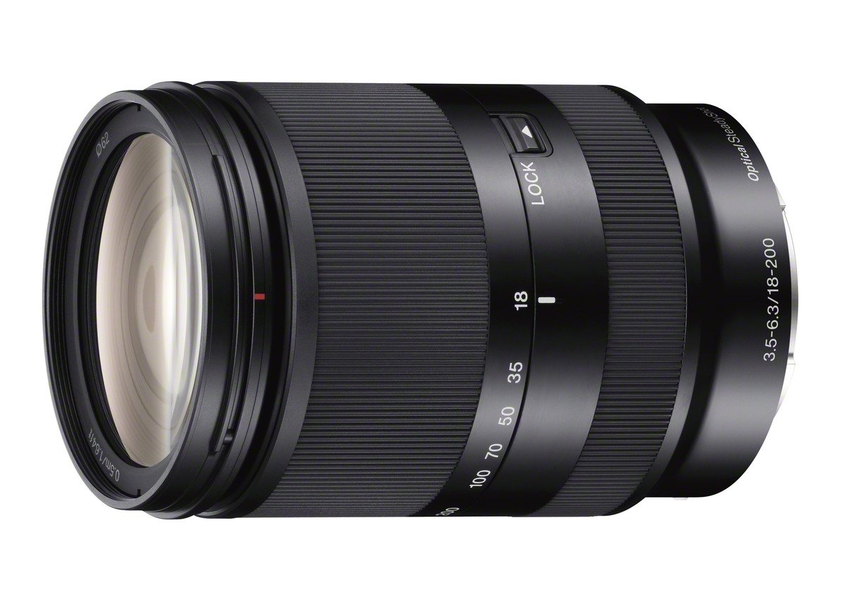 Sony 18-200mm F3.5-6.3 E-Mount Lens by Sony