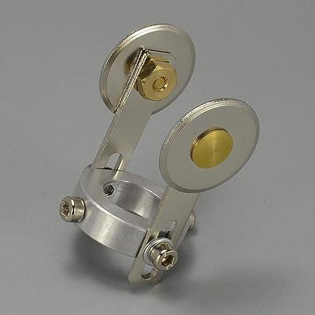 Taschenlampenk/örper und Einzelrollenf/ührung RIVERWELD PT-31 LG-40 JG40 20072 Plasmaschneider 2 St/ück Spurverbreiterung