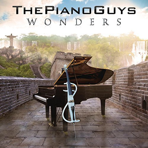 Wonders (Deluxe Edition CD/DVD) by The Piano Guys (2014) (Piano Guys Dvd)