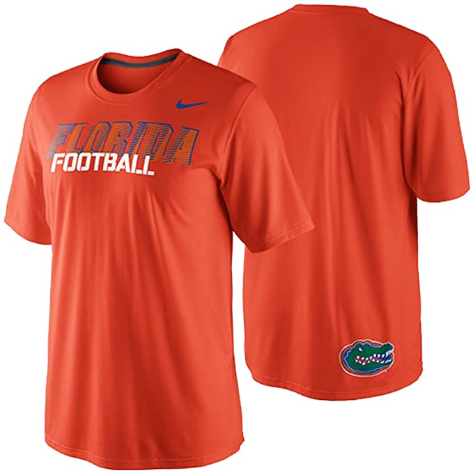 low priced aefb3 427a4 NIKE Florida Gators Football Dri-FIT Legend Conference Men's T-Shirt