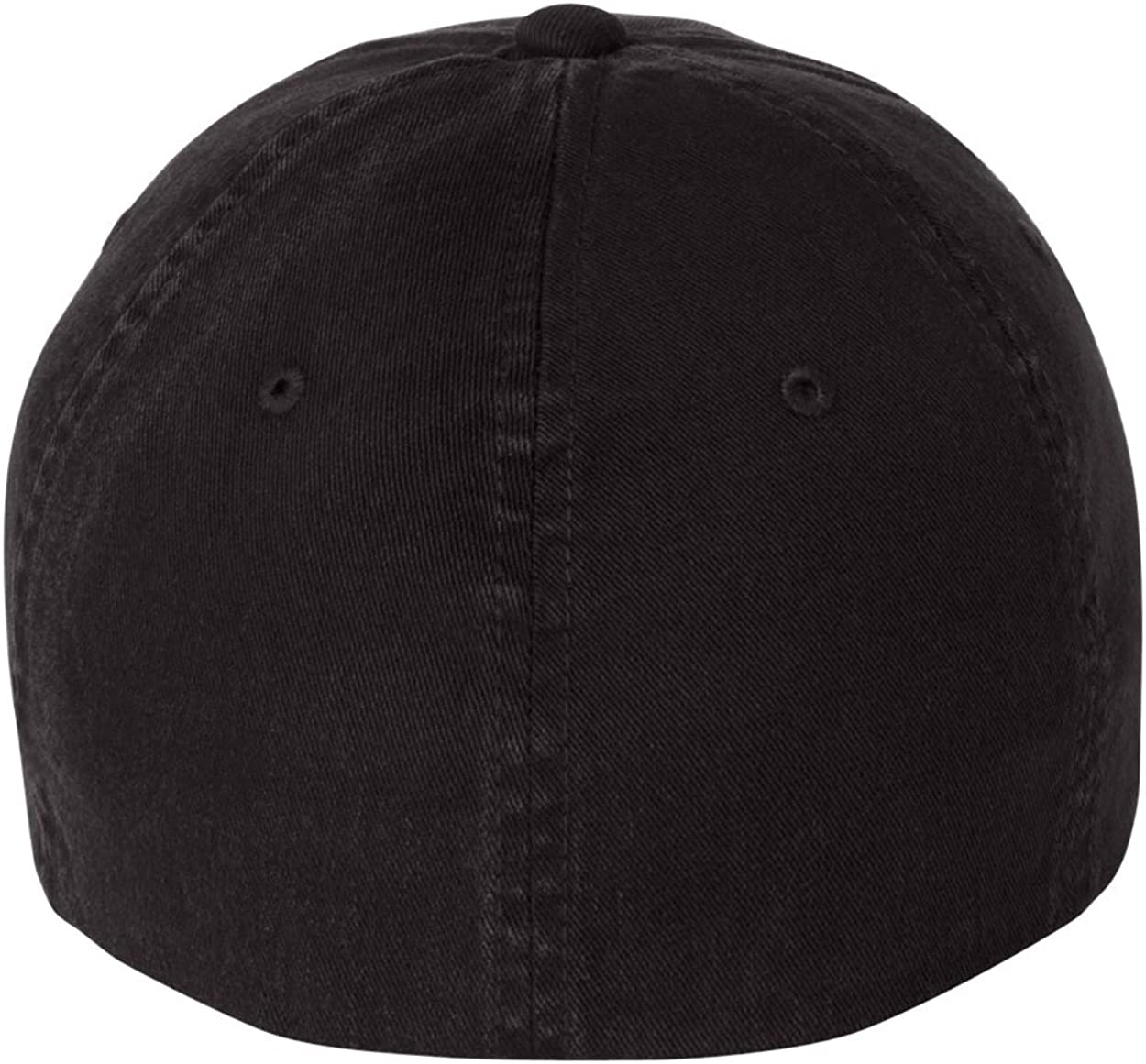Flexfit Homme Vêtement lavé Cap 6-Panel structuré à profil bas Chapeau 6997