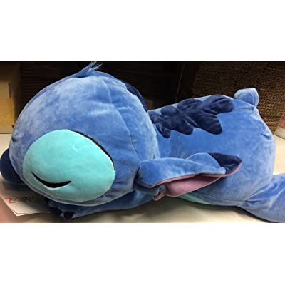 "cuddleez Disney - Stitch Plush - Large plush 21"": Toys & Games"