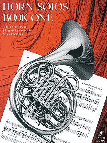 Horn Solos, Book 1 (Horn Solos Book)