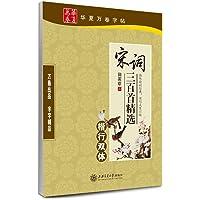 华夏万卷·宋词三百首精选(楷行双体)