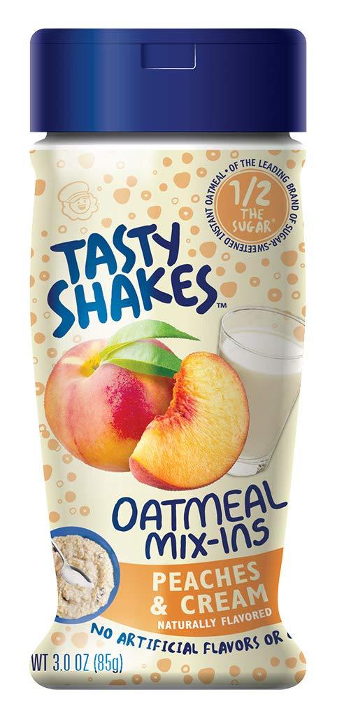 Tasty Shakes - Mezcladores de harina de avena, fresas y ...