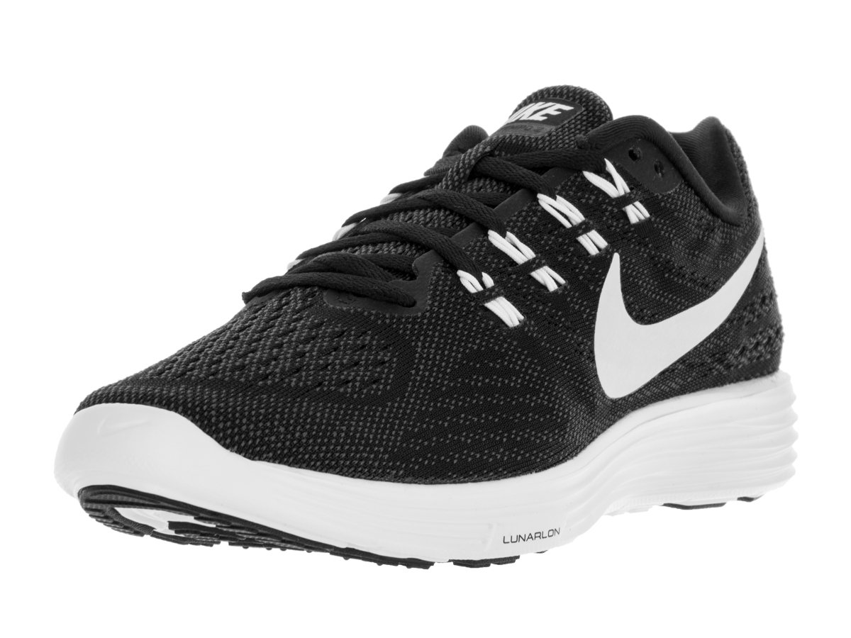newest 4e1c8 61f57 Galleon - NIKE Women s Lunartempo 2 Running Shoe Black White Anthracite  Size 9.5 M US