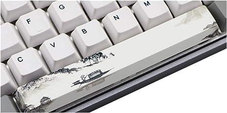 F-Mingnian-rsg Partes del Teclado keycap 1pc Keycap 6.25U ...