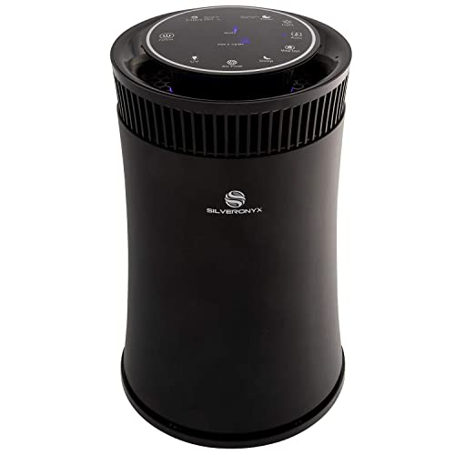 SilverOnyx-Air-Purifier-with-True-HEPA-Filter-for-Mold