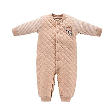862c3b2af577 Sharely Sheep Infant Unisex Baby Girl Boy Winter Organic Cotton Long Sleeve  Rompers Clothes Toddler Girl
