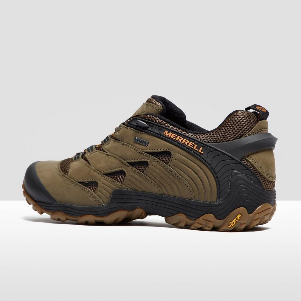 2902dd55377a44 Merrell Mens Chameleon 7 GTX Waterproof Walking Hiking Shoes  Amazon.de   Schuhe   Handtaschen