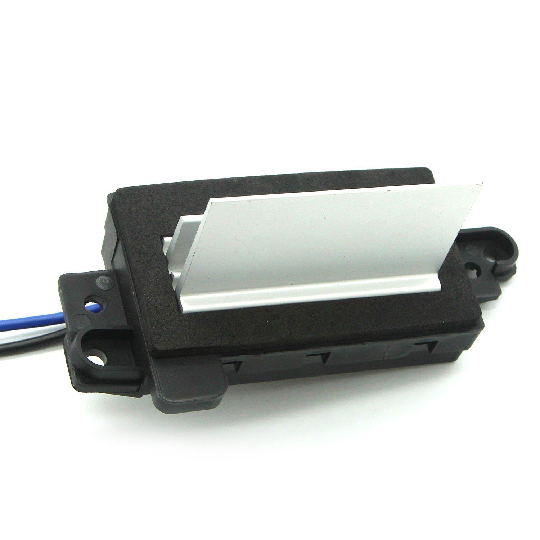 HVAC 4P1516 Blower Motor Control Module Resistor for GMC Sierra Chevrolet Buick