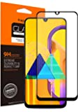 Spigen, 1 Pack, Samsung Galaxy M30s / M30 Tempered Glass Screen Protector, Edge to Edge Full Screen Coverage, Premium 9H, Screen Guard for Samsung M30s / Samsung M30