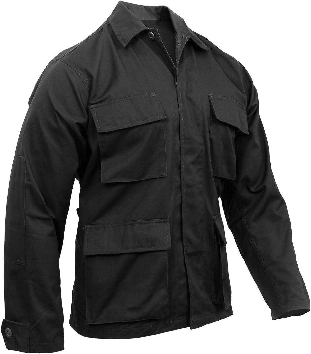 Rothco Solid BDU (Battle Dress Uniform) Military Shirts: Clothing