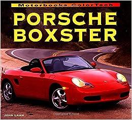 porsche boxster colortech