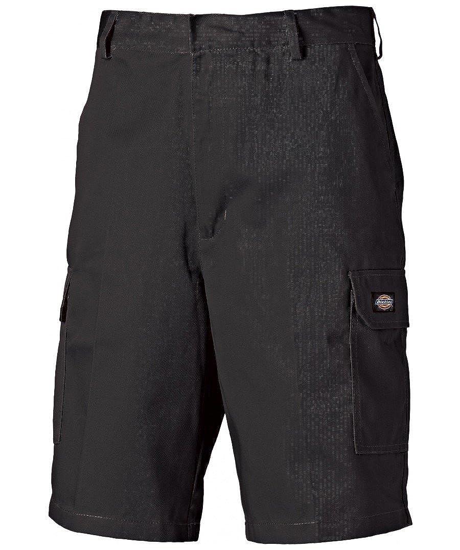 TALLA 3XL. Dickies - Pantalones Cortos de Trabajo - Estilo Cargo - Pantalones de Trabajo y Ocio,Tabla de Tallas en la descripción