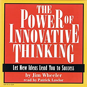 The Power of Innovative Thinking Audiobook