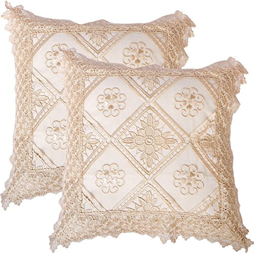 Lace Vintage Pillowcase - 6