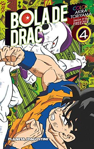 Descargar Libro Bola De Drac Color Freezer - Número 4 Akira Toriyama