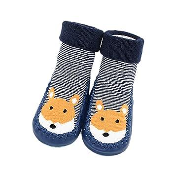 Baby Socks Winter Animal Socks For 1 To 12 Years Children Socks Non-slip Floor