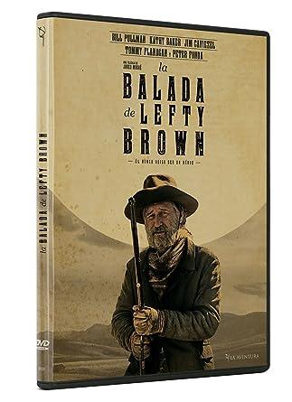 La Balada De Lefty Brown [DVD]