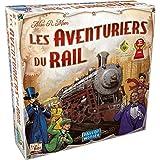 Days Of Wonder - Les aventuriers du rail - Etats-unis - Version française - 0824968717813