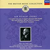 The British Music Collection: Sir Hubert Parry