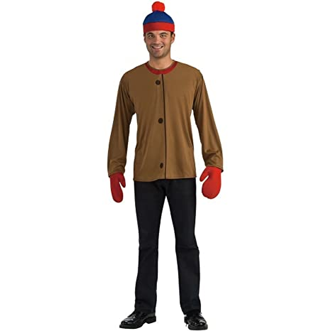 2dad0276c97 Amazon.com  Rubie s Costume NLP South Parks Stan Costume