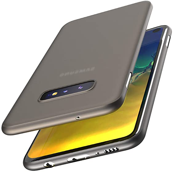 timeless design 91f41 c1b6d TOZO for Samsung Galaxy S10e Case 5.8 Inch (2019) Ultra-Thin Hard Cover  Slim Fit [0.35mm] World's Thinnest Protect Bumper for Samsung Galaxy S10e [  ...