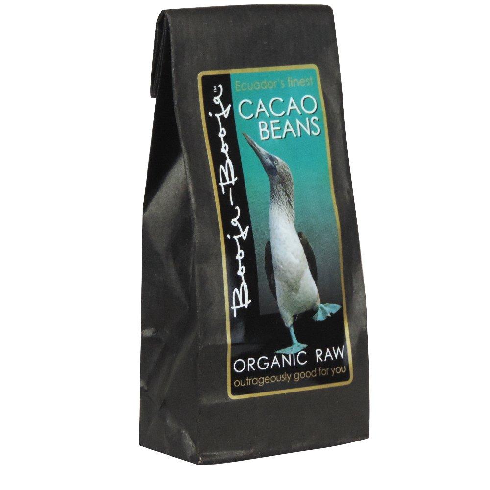 Booja-Booja - Organic Raw Cacao Beans - 200g (Case of 6)