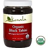 Kevala Organic Black Tahini 2 Lbs (32oz)